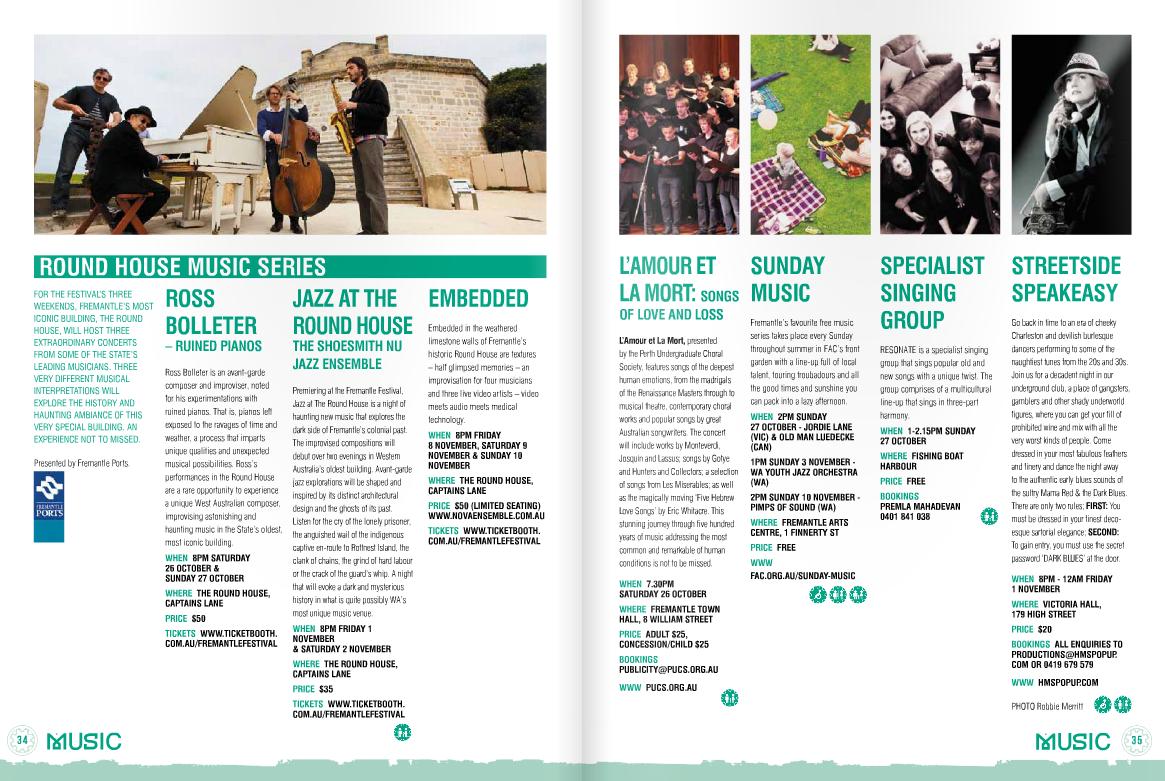 fremantle festival program 2013