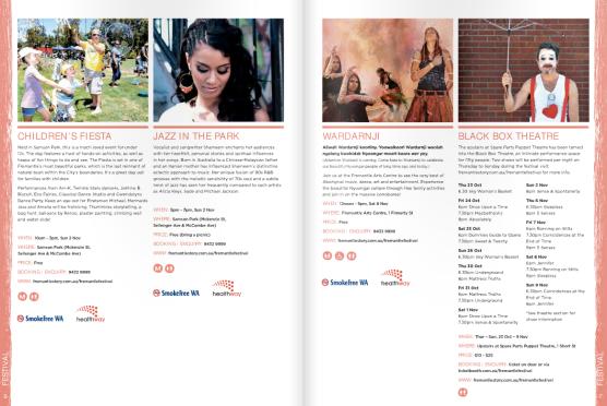fremantle festival program 2014