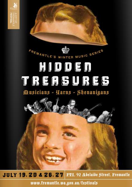 hidden treasures program 2012