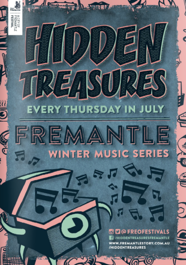 hidden treasures program 2014