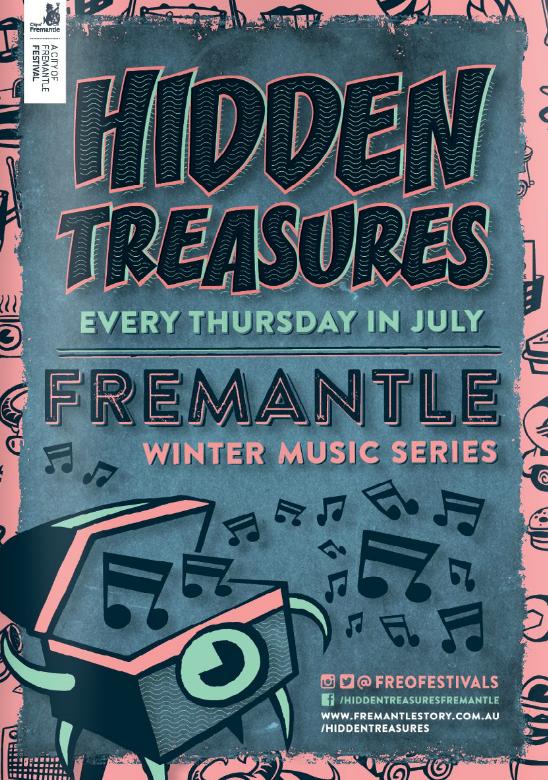 hidden treasures program 2014
