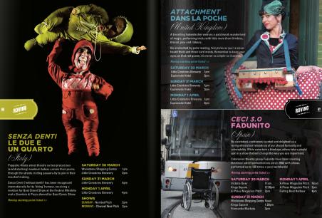 street arts program 2013