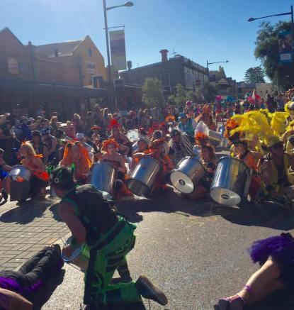 Fremantle Festival Street Parade
